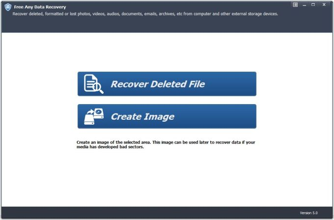 G2tool Free Any Data Recovery