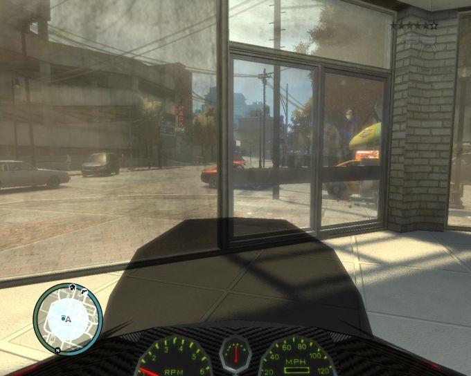 Cámara Interior para GTA IV