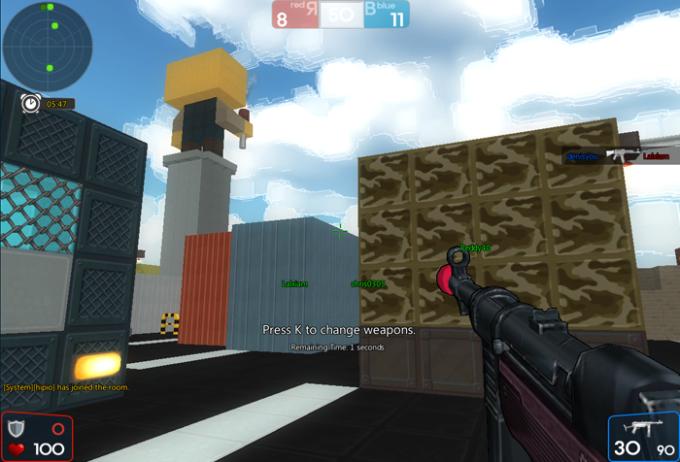BrickForce Online - Minecraft shooter spiele
