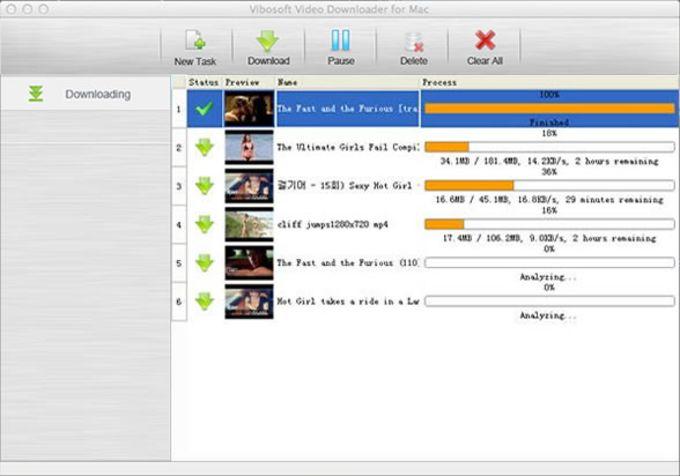 Vibosoft Video Downloader for Mac