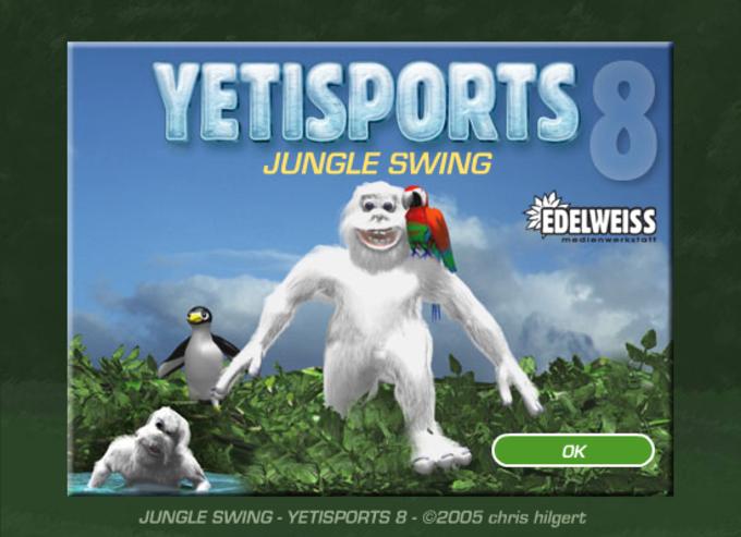 Yeti Sports 8
