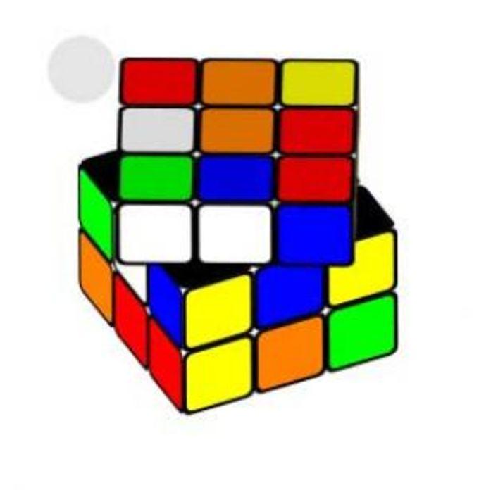 Rubik Widget