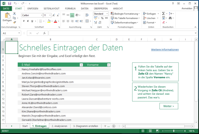 Microsoft Excel 2013 - Download