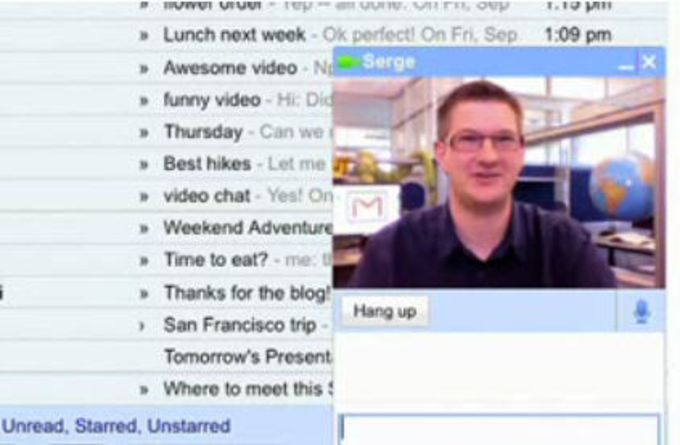Google Voice and Video