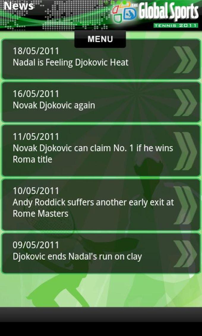 Tennis Live 2011
