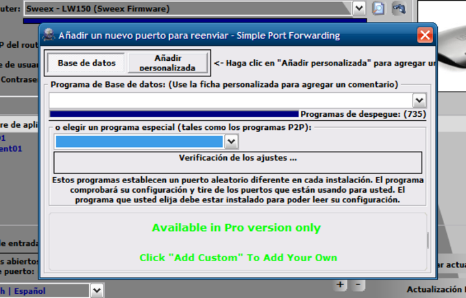Simple Port Forwarding Portable