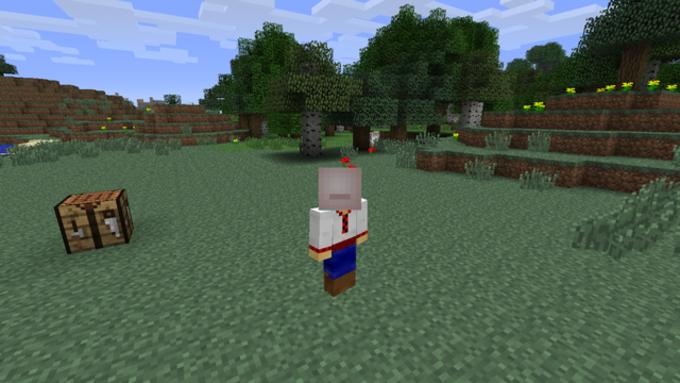 Slenderman for Minecraft