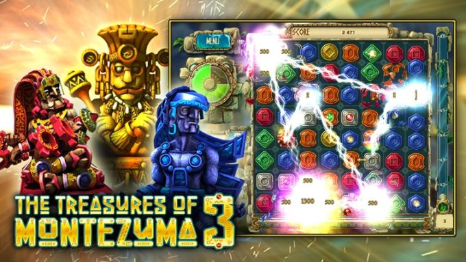 The Treasures of Montezuma 3 für Windows 10