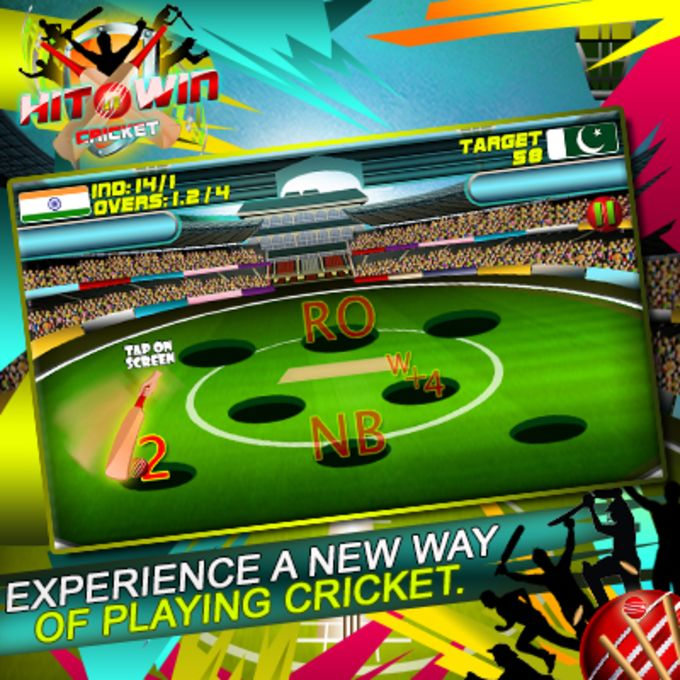 Hit N Win Cricket