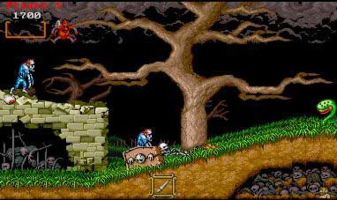 Ghouls and ghosts Remix