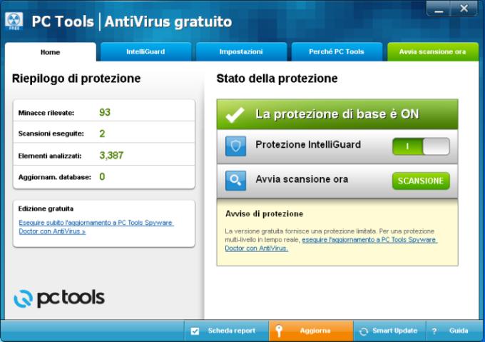 PC Tools AntiVirus