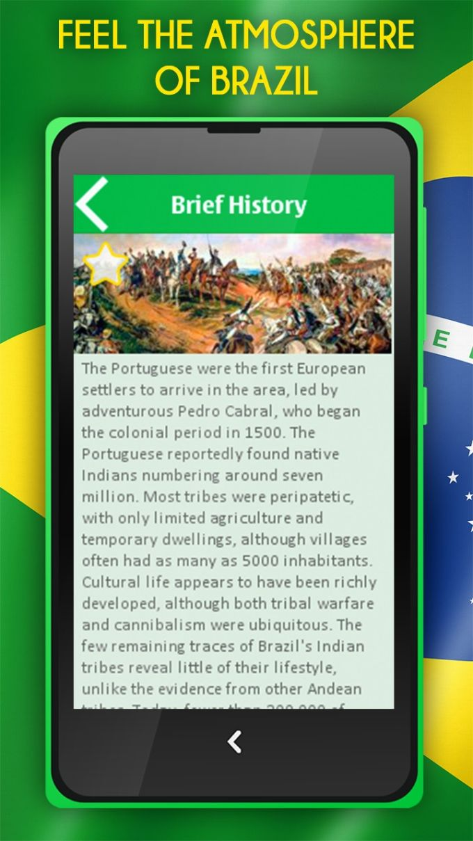 Brazil Sightseeing Guide