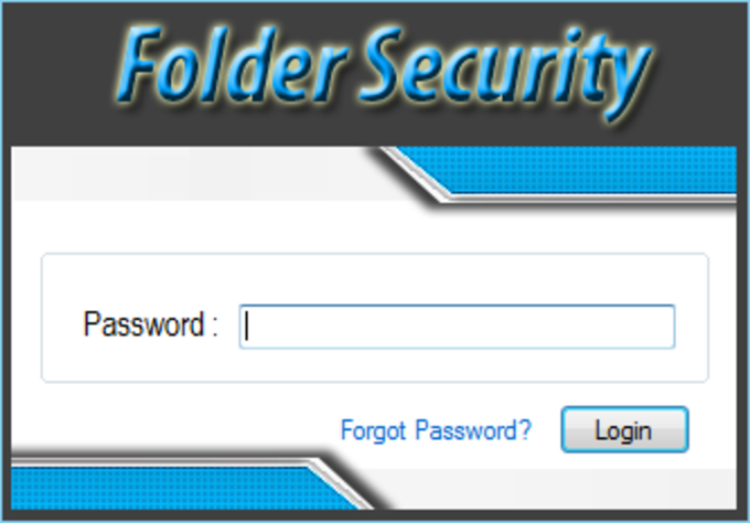 Folder Security