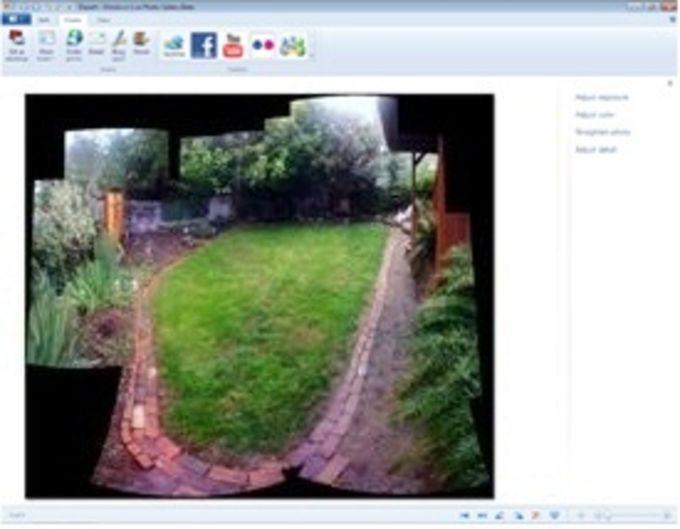 Windows Live Fotogalerie 2012
