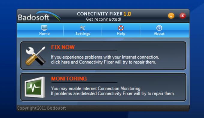 Connectivity Fixer