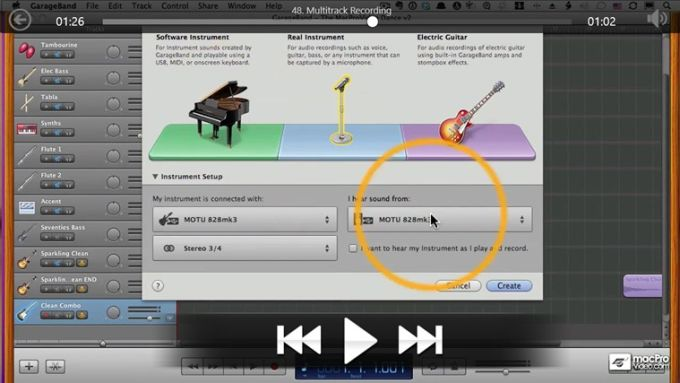 Learning GarageBand '11 para Windows 10