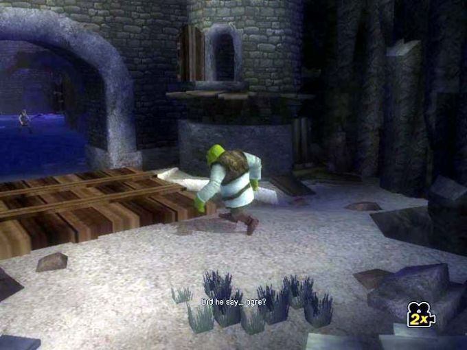 Shrek der Dritte Das Game