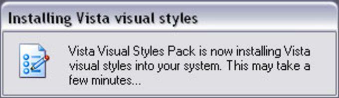 Vista Visual Styles Pack