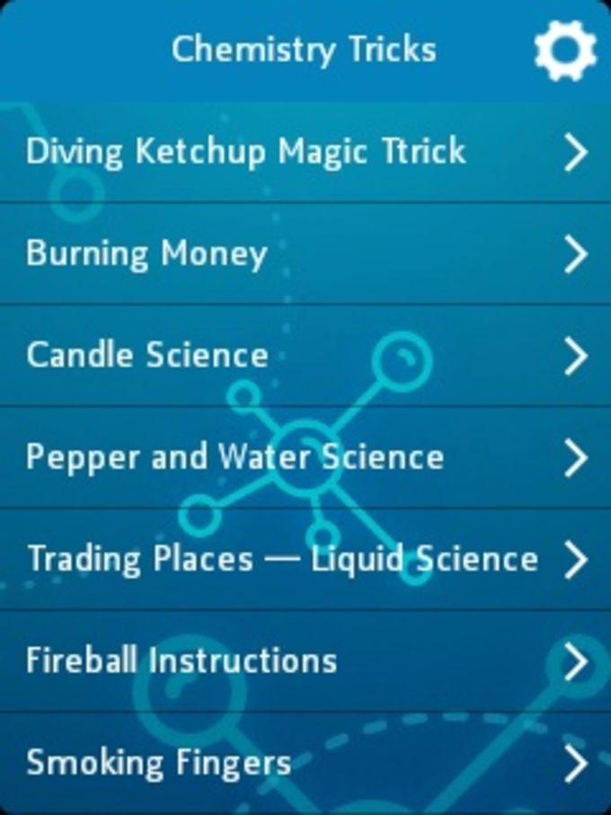 Chemistry Tricks - Funny Science