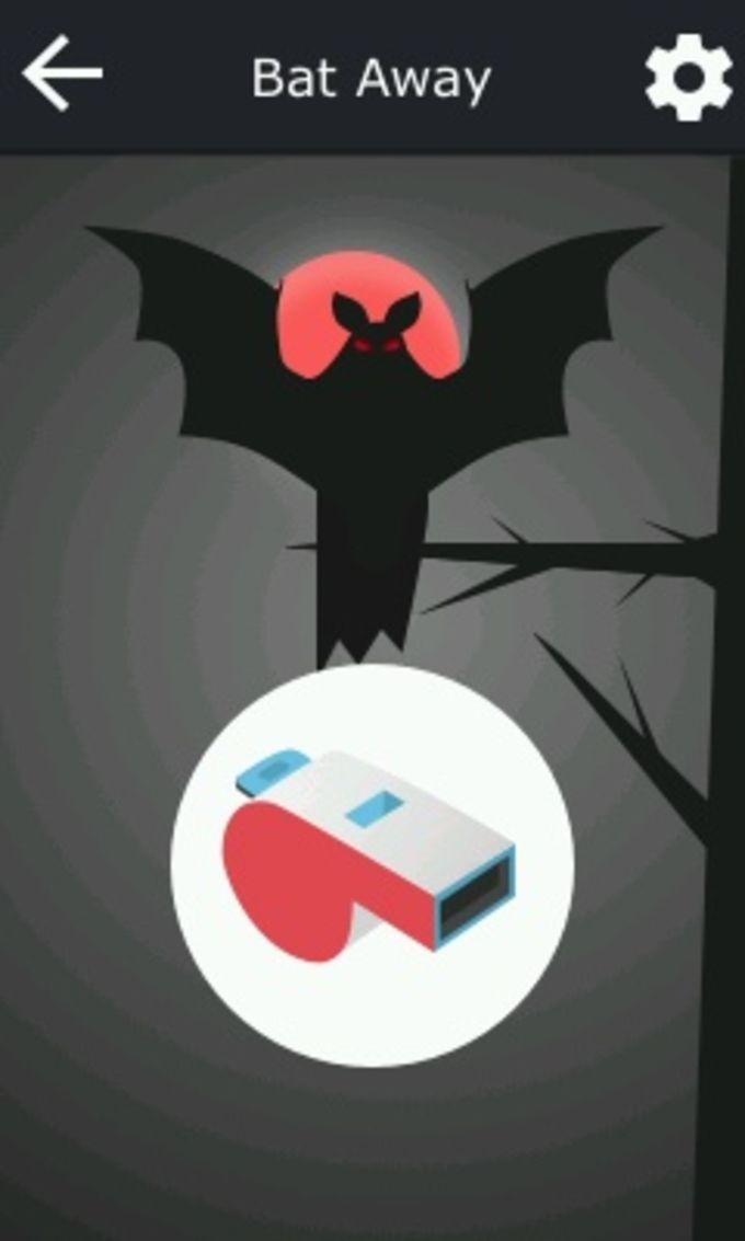 Bat Away - Ultrasonic Blocker