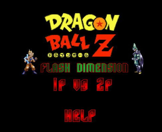 DragonBall Z Flash Dimension