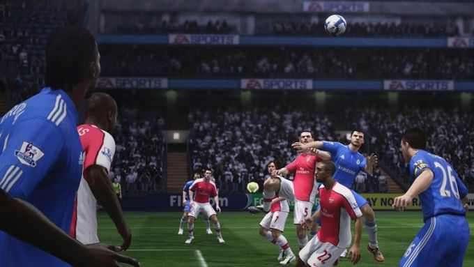 Fifa 11 pc gameplay footage youtube.
