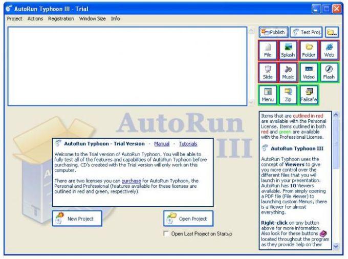 AutoRun III