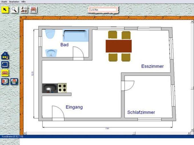 der einrichtungsplaner download. Black Bedroom Furniture Sets. Home Design Ideas