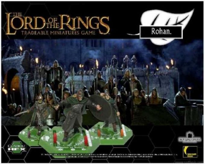 The Lord of the Rings TMG