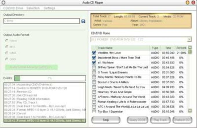 Audio Mp3 Editor