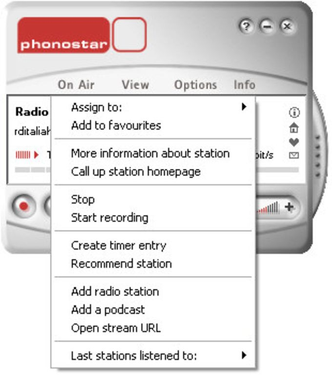 phonostar-Player