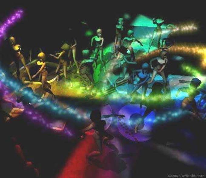 Dance Floor WinAmp Plugin