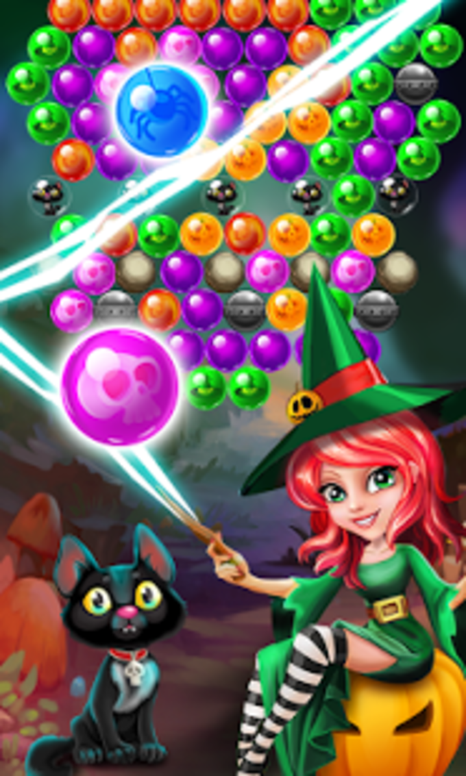 witch pop shooter