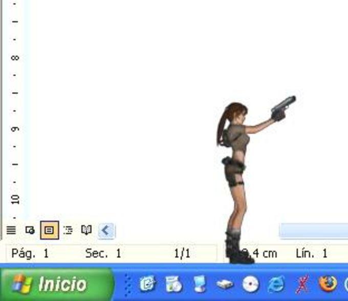 Desktop Lara