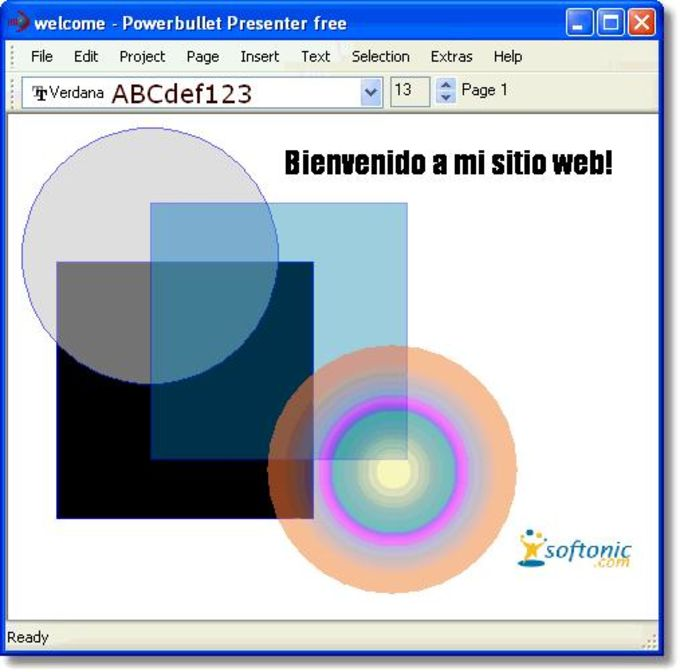 Powerbullet Presenter