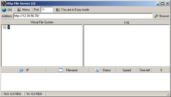 HFS Http File Server