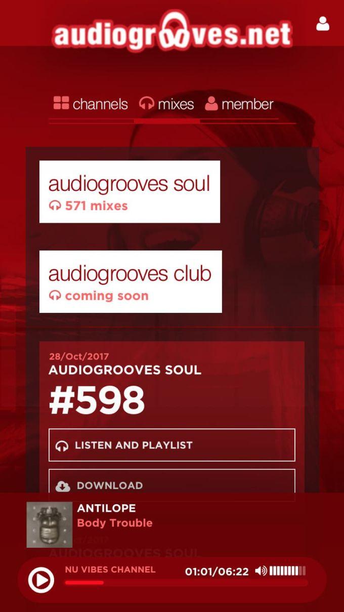 Audio Grooves