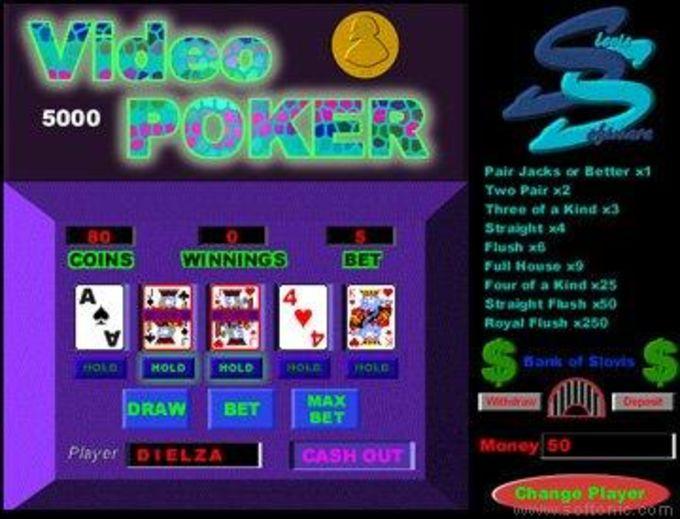 Video Poker 5000