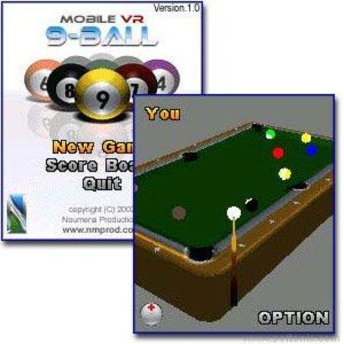 Mobile VR Pool 7650