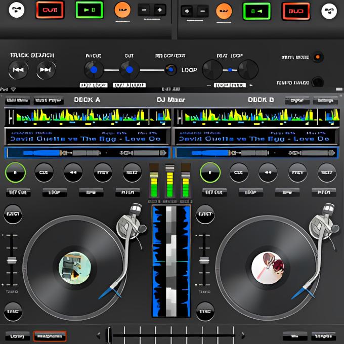 Virtual Dj Music Mixer Apk Pour Android Télécharger