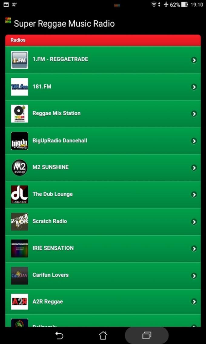 Super Reggae Music Radio