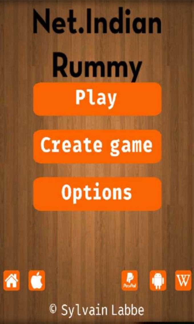 Net Indian Rummy