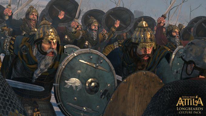 Total War: Attila Longbeards Culture Pack