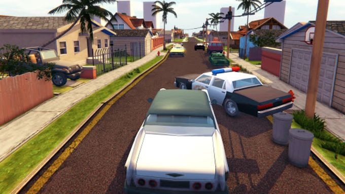 The Grand Rampage Vice City