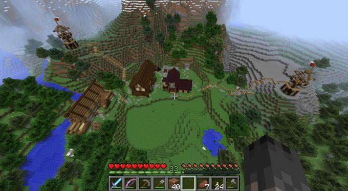Mine Block Craft 3D