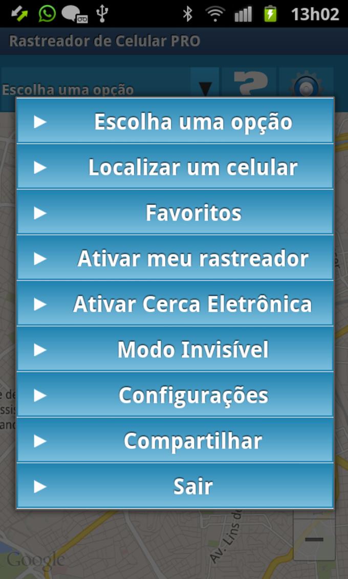 Rastreador de Celular PRO