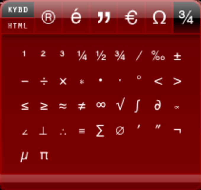 Symbol Caddy For Mac Download