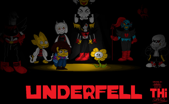 Undertale: Underfell