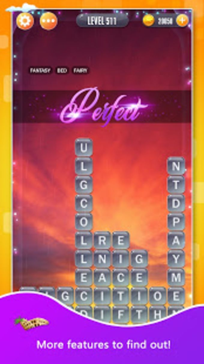 Word Town  Free Brain Puzzle Games