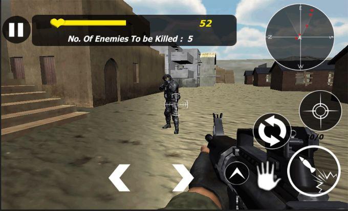 Frontline Commando Survivor Killer 3D